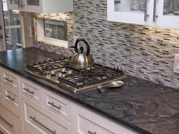ceramic slate tile kitchen countertops with brass schulter m edge