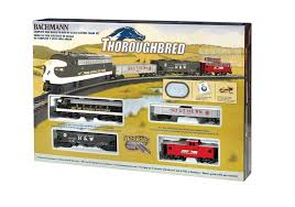 bachmann trains thoroughbred ho scale ready to run electric