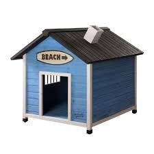 Petmate Indigo Dog House Xl Pet Squeak Dog Supplies Pet Supplies U0026 Wildlife The Home Depot