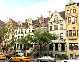 Row Houses by Queen Anne Row Houses New York City Ephemeral New York