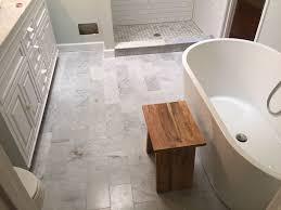 gallery of bathroom remodeling flooring masters u0026 professional