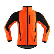 warm cycling jacket arsuxeo 2017 thermal cycling jacket winter warm up bicycle clothing