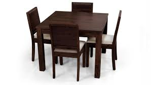6 Seat Kitchen Table Dining Room Dining Table With 4 Chairs On Dining Room And Square