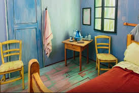 vincent van gogh bedroom rent van gogh s bedroom in chicago for 10 art agenda phaidon