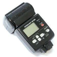 used nikon sb 600 flash speedlight good in box sn 3032109