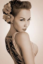 how to keep women hairstyle simple and neat rockabilly hairstyles for short hair google search short hair