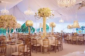 california weddings lavish white gold california wedding strictly weddings