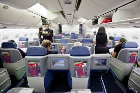 Delta Economy Comfort Review Review Of Delta Air Lines Flight From Atlanta To Santiago In Business