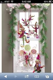 Kitchen Window Christmas Decorations by 15 Best Decorating With Mark Roberts Fairies And Elves For