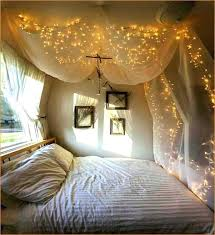 Bedroom Decor String Lights photogiraffe