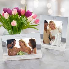 wedding albums 4x6 silver plated picture frame for bridesmaids bridesmaid gifts