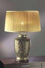 gold lamp shades for table lamps lighting the home depot 13