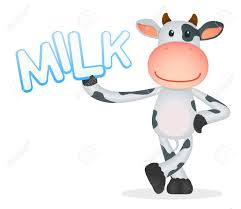 free clipart of milk cow collection