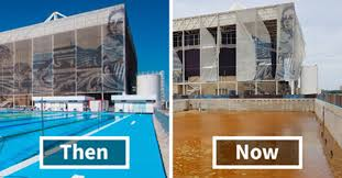 Rio Olympic Venues Now These Powerful Pictures Reveal The Aftermath Of The Olympics In