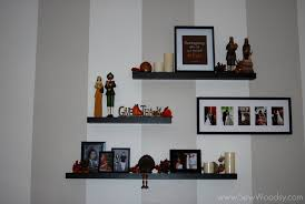 living room decorating shelves new arrivals floating pictures