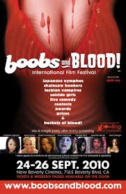 things to do in los angeles halloween 2010 and blood film