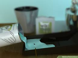 How To Paint Textured Plastic - how to paint a room with pictures wikihow