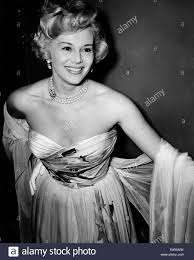 actress zsa zsa gabor in a gown at a party stock photo royalty