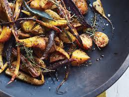 roasted root vegetables with tamari recipe nevia no food u0026 wine