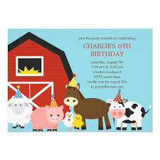 Backyard Birthday Party Invitations Party Invitations Terrific Farm Party Invitations Designs Farm