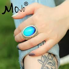 aliexpress mood rings images Mojo vintage bohemia retro color change mood ring emotion feeling jpg