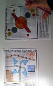 translation rotation and reflection worksheets math aids com