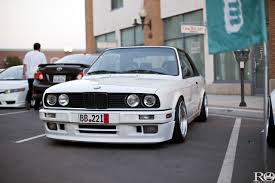 bmw e30 slammed the infamous pre meet u2013 royal origin