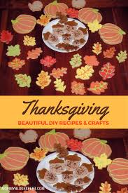 thanksgiving hanukkah mommy blog expert diy thanksgiving recipes crafts beautiful