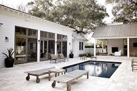 poolside designs simple poolside with open space ideas house design and decor