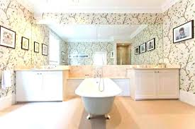 bathroom wall coverings ideas vinyl wall covering for bathroom mollik me
