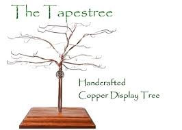 the tapestree copper display trees the tapestree