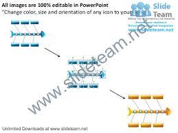 fishbone diagram variation ppt slides diagrams templates