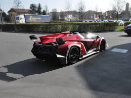 Lamborghini Veneno Roadster Owners - spotted lamborghini veneno roadster outside factory premises