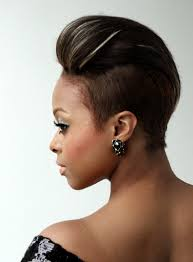 top 15 most badass shaved hairstyles for black women 2017 u0027s