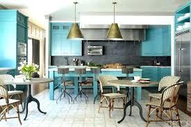 turquoise kitchen decor ideas teal and gray kitchen xecc co