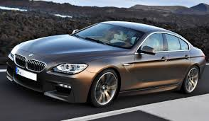 2013 bmw m6 gran coupe rendering 2013 bmw m6 gran coupe gtspirit