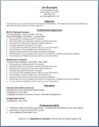 free templates for resumes to free resume sles sle resumes sle resumes with regard