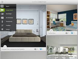 virtual home design app interior design
