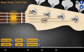 bass guitar tutor free android apps on google play