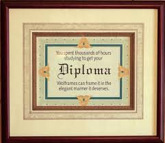 framing diplomas framing for your diploma