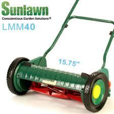 push lawn mowers brill sunlawn easun push lawn mowers push