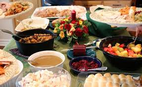when did thanksgiving turn into a potluck chowhound