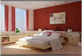 Bedroom With Red Accent Wall - bedrooms superb feature wall design ideas red accent wall