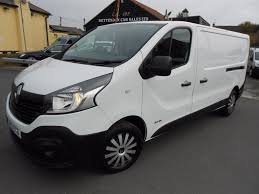 renault van used white renault trafic for sale essex