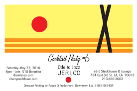 old fashioned cocktail party 5 22 jerico u0027s downtown art cocktail party 5 ode to jazz