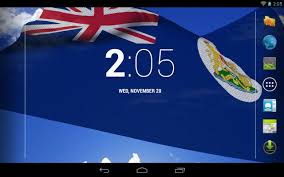Colonial British Flag 3d Hong Kong 97 Flag Lwp Android Apps On Google Play