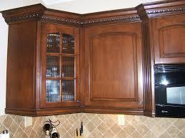 hardwood dark cabinets awesome home design