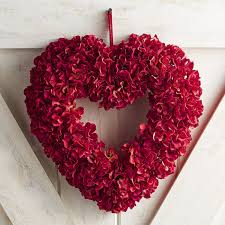 wreath 30 diy valentine u0027s day wreaths homemade door decorations for