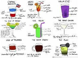 cocktails crafts