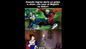Memes De Vegeta - dragon ball super 122 vegeta vs jiren y los mejores memes de la